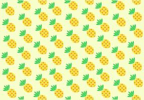 Seamless Pineapple Ananas Pattern