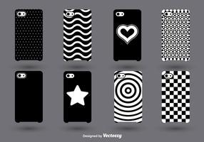 Phone Cases Vector Set