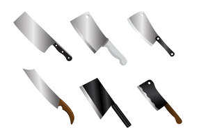 Free Cleaver Vector