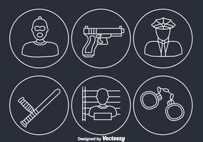 Criminal Element Icons
