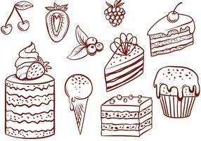 Free Cake Vectors