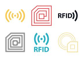 Free Rfid Vector Icon