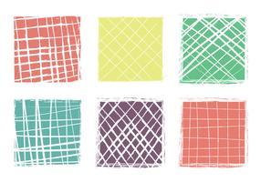 Free Crosshatch Vector Illustration