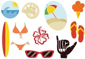 Free Surfing Vectors