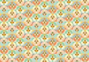 Abstract geometric shape pattern background