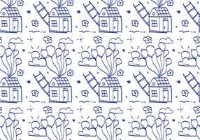 Free Balloons Pattern #10