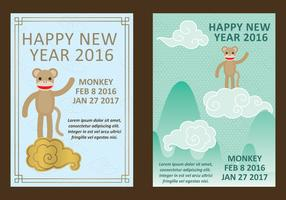 New Chinese Year Vectors
