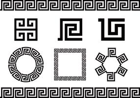 Free Greek Key Vector