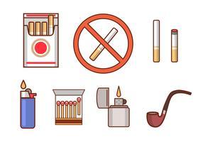 Smoking Icon Vectors