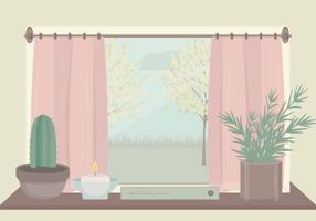 Vector Window Illustration