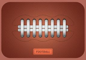Free American Football Ball Vector