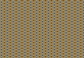 Earthy Diamond Pattern Vector