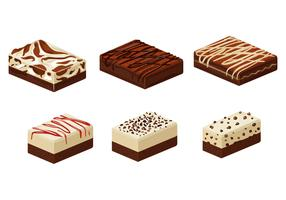 Types of Brownie Cakes
