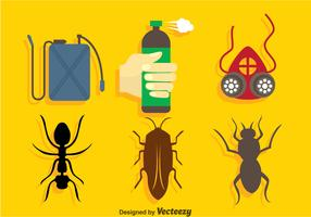 Pest Control Icons Sets