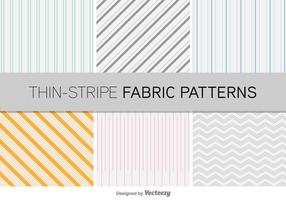 Thin Stripe Vector Patterns