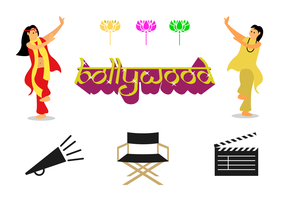 Free Bollywood Vector