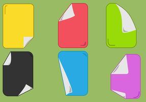 Paper Flip Vectors
