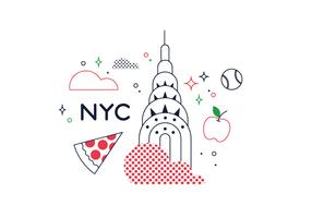 Free New York Vector