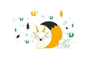 Free Fox Vector