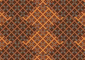 Batik Background Vector