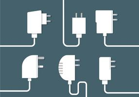 Phone Charger Vector