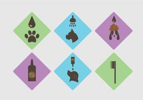 Dog Wash Vector