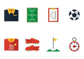 Football Kit Icon Vectors