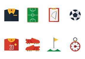 Football Kit Icon Vectors