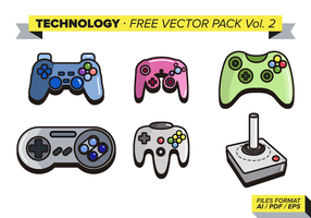 Technology Free Vector Pack Vol. 2