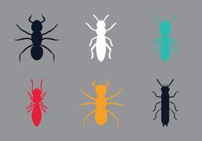 Free Termite Vector Illustration