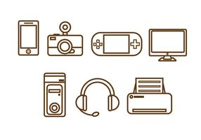 Free Technology Vector Icon #1
