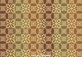 Talavera Brown Seamless Pattern
