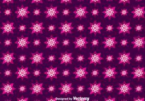 Purple Batik Background Vector