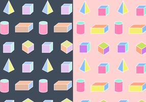 Free Seamless Geometric Pattern Vector