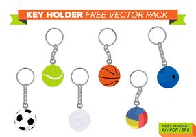 Key Holder Free Vector Pack