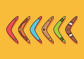 Free Boomerang Vector