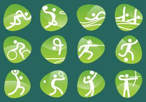 Vector Olympic Pictograms