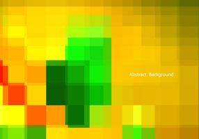 Free Colorful Mosaic Backround Vector
