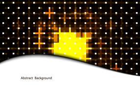 Free Vector Mosaic Background Design