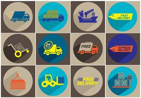 Delivery Vector Icons