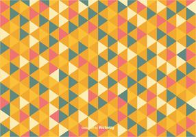 Colorful Geometric Abstract Vector Background