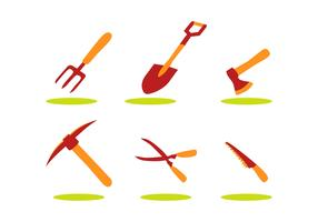 FREE AGRO TOOLS VECTOR