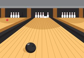 Vector Bowling Alley
