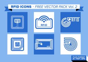 Rfid Icons Free Vector Pack Vol. 2