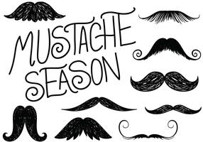 Free Movember Vectors