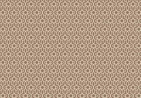 Outlined Arabic Pattern Background