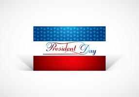 President Day Card