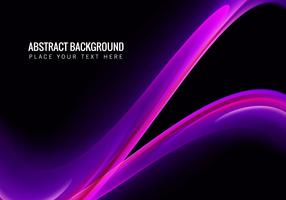 Abstract Background With Pink Wave