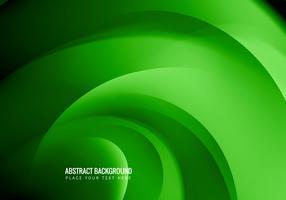 Tarjeta De Visita Con Color Verde
