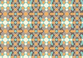 Geometric Pastel Pattern